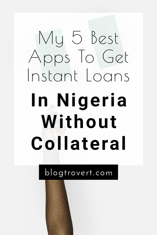 Best Loan apps in nigera